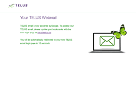 legacywebmail.telus.net