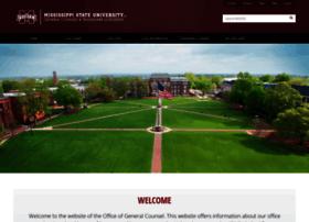 legal.msstate.edu