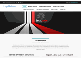 legaladmin.co.za
