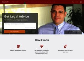 legaladvice.rocketlawyer.com