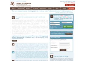 legalauthority.com