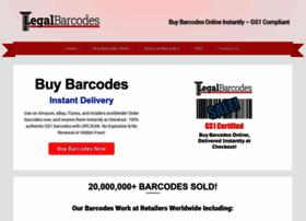 legalbarcodes.com