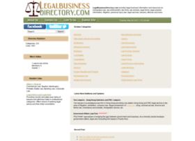 legalbusinessdirectory.com