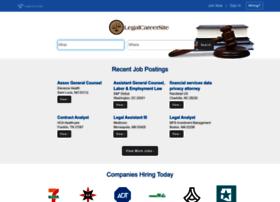 legalcareersite.com