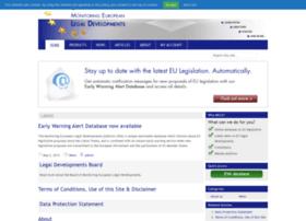 legaldevelopments.eu