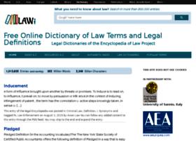 legaldictionary.lawin.org
