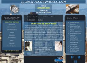 legaldocsonwheels.com