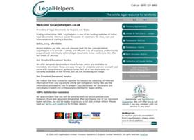 legalhelpers.co.uk