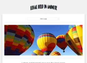 legalhelpinaminute.com