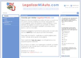legalizarmiauto.com