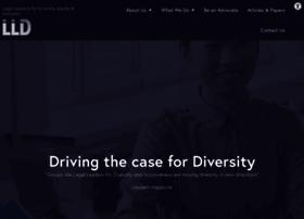 legalleadersfordiversity.com