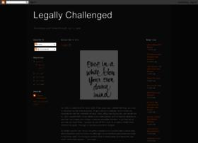 legallychallenged1.blogspot.fr