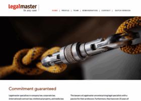 legalmaster.nl