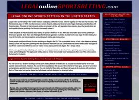 legalonlinesportsbetting.com