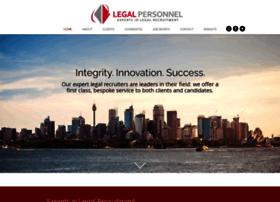 legalpersonnel.com.au