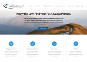 legalresearch.com
