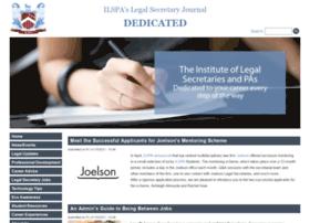 legalsecretaryjournal.com