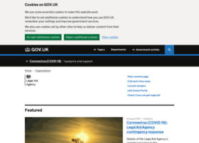 legalservices.gov.uk
