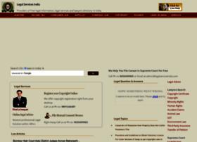 legalservicesindia.com