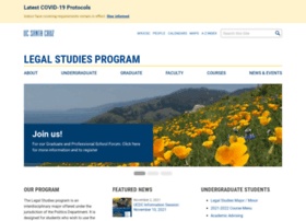 legalstudies.ucsc.edu