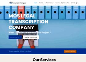 legaltranscriptionservice.com