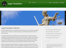 legaltranslation.co.za