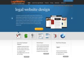 legalwebpro.com