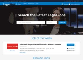 legalweekjobs.com