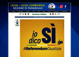 leganord-parabiago.com