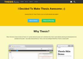 legendary.thesisawesome.com