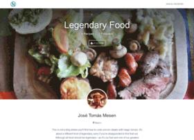 legendaryfood.niammy.com