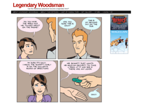 legendarywoodsman.com
