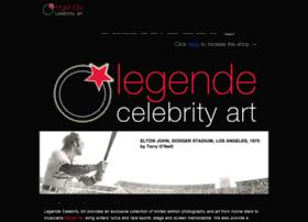 legendecelebrityart.com
