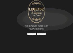 legendeeliquids.com
