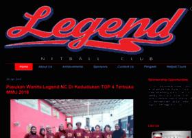 legendnetball.com