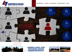 legendre-lureau.com