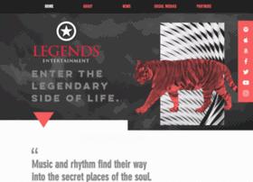 legends-entertainment.com
