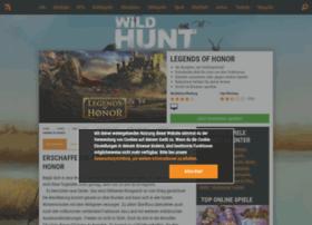legends-of-honor.browsergames.de