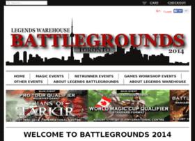 legendsbattlegrounds.com