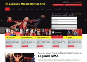 legendsmma.net