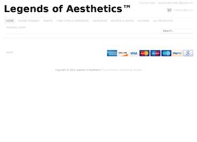 legendsofaesthetics.myshopify.com