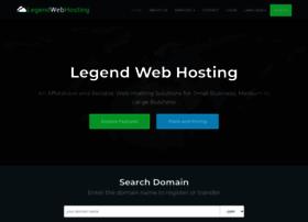 legendwebhosting.com