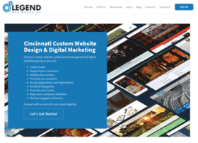 legendwebworks.com