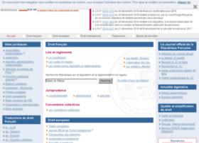 legifrance.org