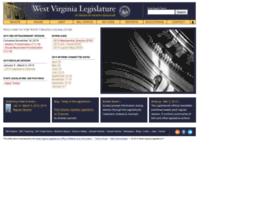 legis.state.wv.us