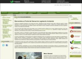 legislacionambientalspda.org.pe