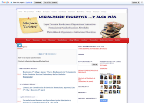 legislacioneducativayalgomas.blogspot.com.ar
