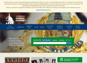 legislature.vermont.gov