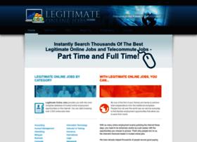 legitimateonlinejobs.com