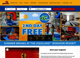 legolandholidays.co.uk